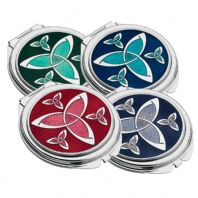 Celtic Trinity Knot Compact Mirror